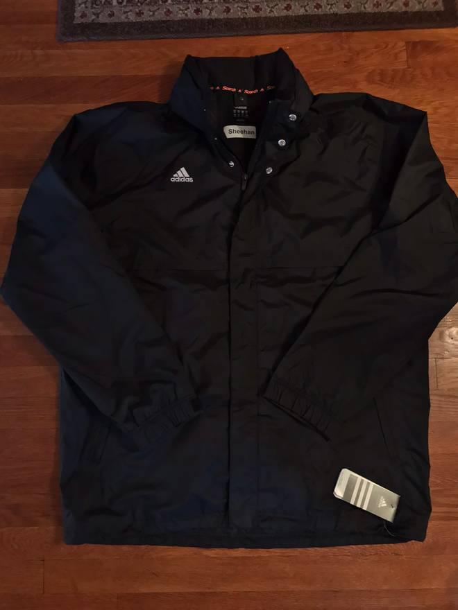 Adidas Adidas Stadium Scorch Stadium chaqueta chaqueta con Adidas capucha suéter Sheenan Sports b1c35ff - temperaturamning.website