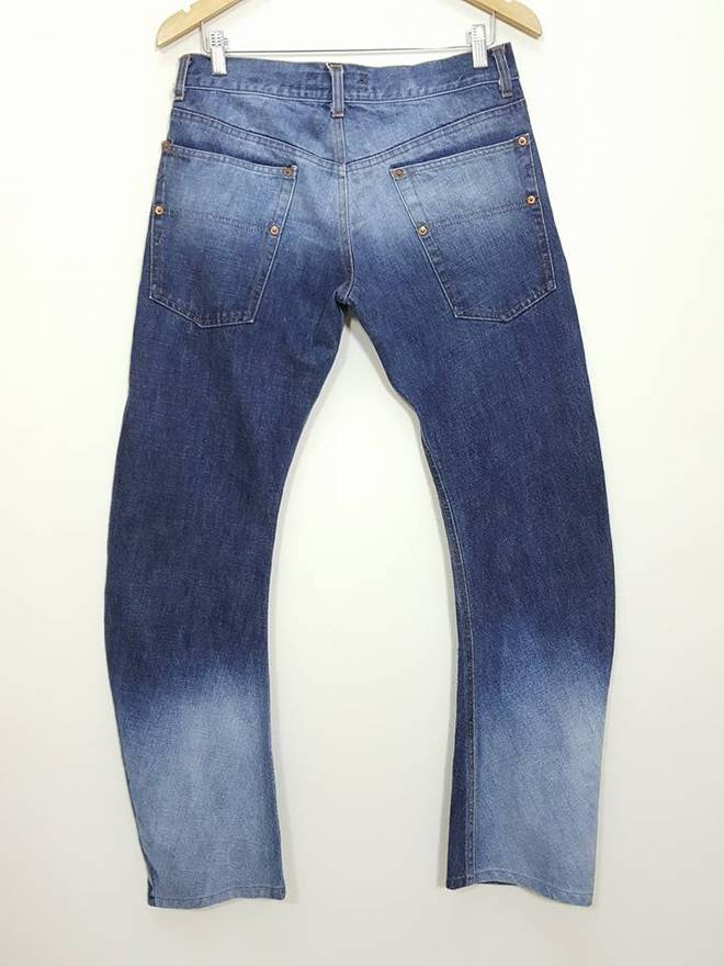 DENIM - Denim trousers Andrew Mackenzie
