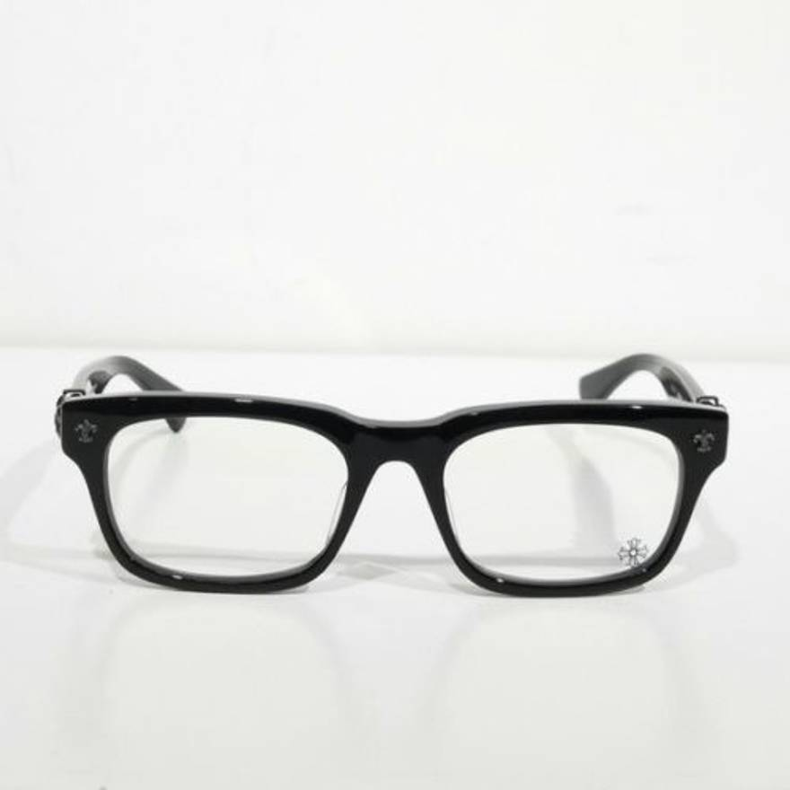 Chrome Hearts Chrome Hearts Eyeglasses With 925 Silver Size one size ...