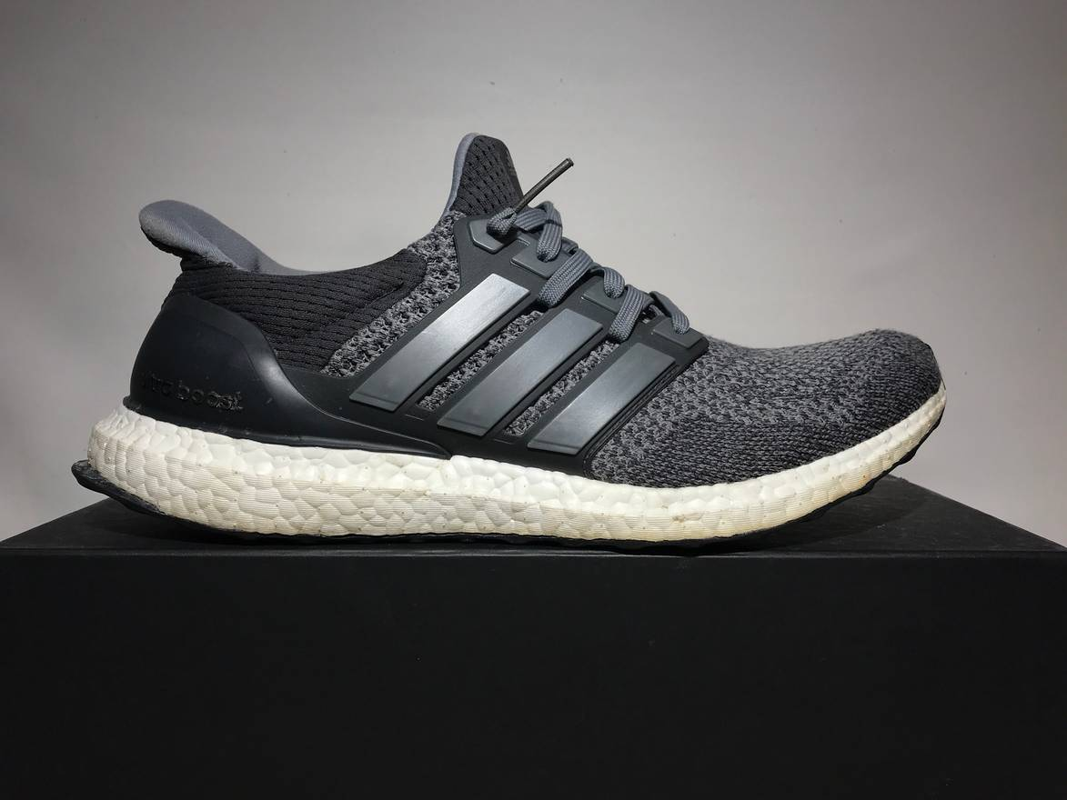 0bea8467567ba ... discount code for adidas ultra boost 1.0 mystery grey size us 11.5 eu  44 45 2089d