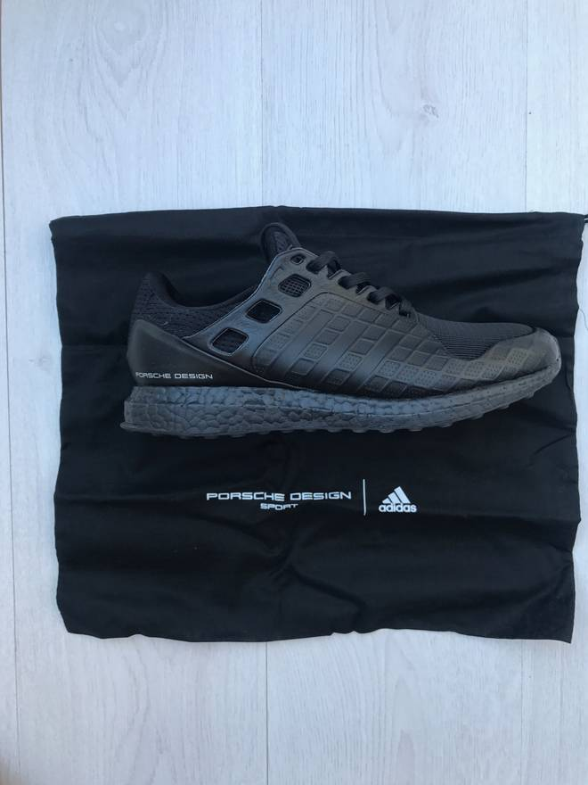finest selection d9f06 94798 ... shopping adidas adidas ultraboost x porsche design size us 9 eu 42  c81dc 69190