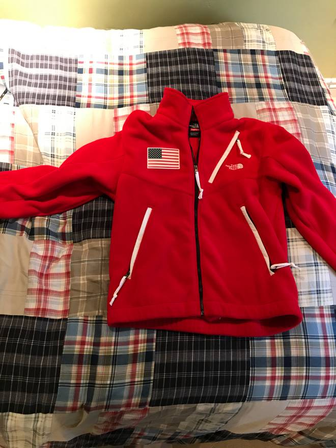 db1de1ee5 reduced north face expedition jacket and fleece 049c6 d6546