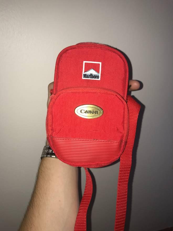 Marlboro Shoulder Bag Size One