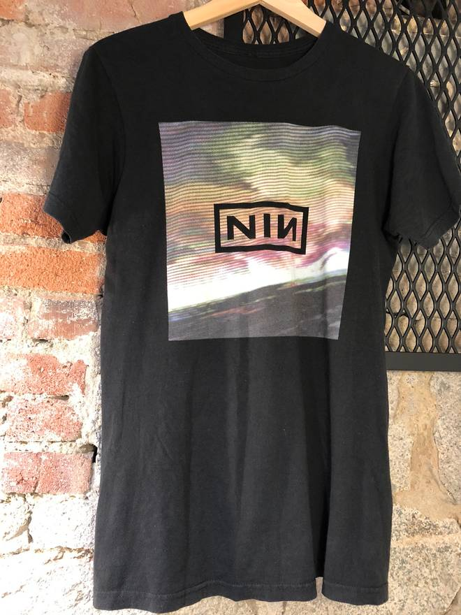 Vintage Nine Inch Nails NIN 2005 With Teeth Psychedelic Highway Tour ...