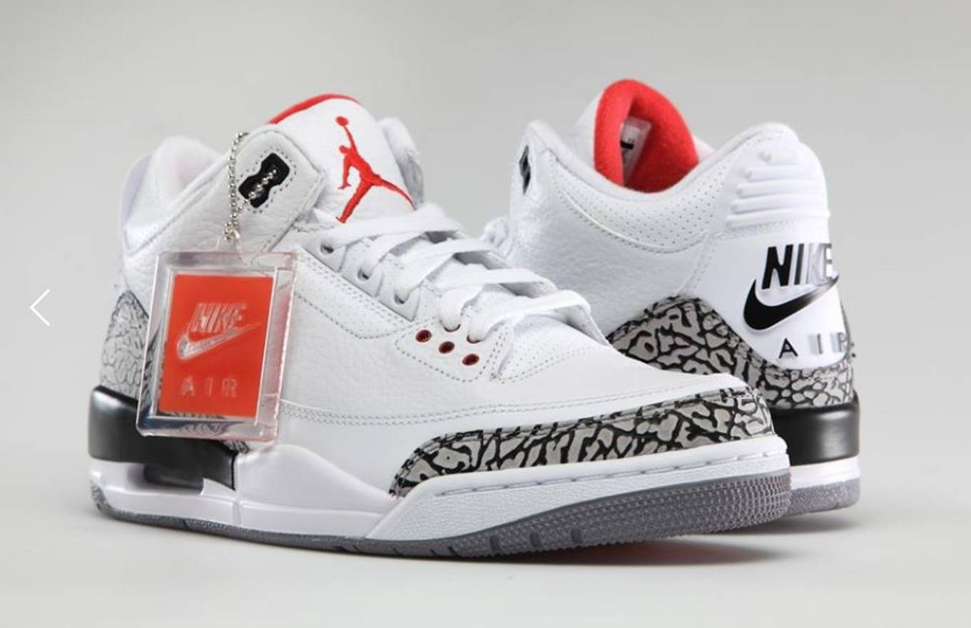 336d4da5a3117 air jordan 3 white cement nrg free throw line discussion