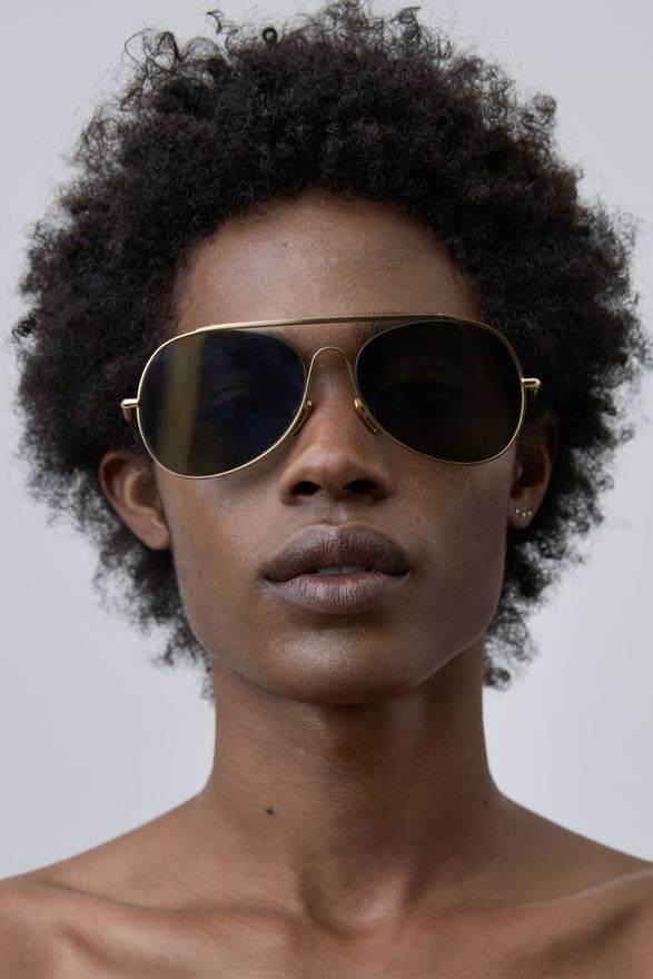 Spitfire large sunglasses Acne Studios