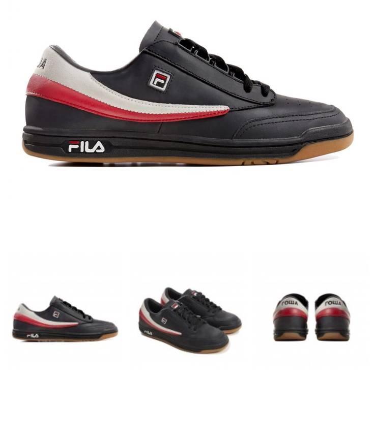 fila shoes nzz format changes