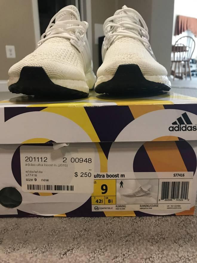 e5d4151ba4d09 ... wholesale adidas adidas ultra boost 1.0 white size us 9 eu 42 1 a8e6d  6cff8 ...
