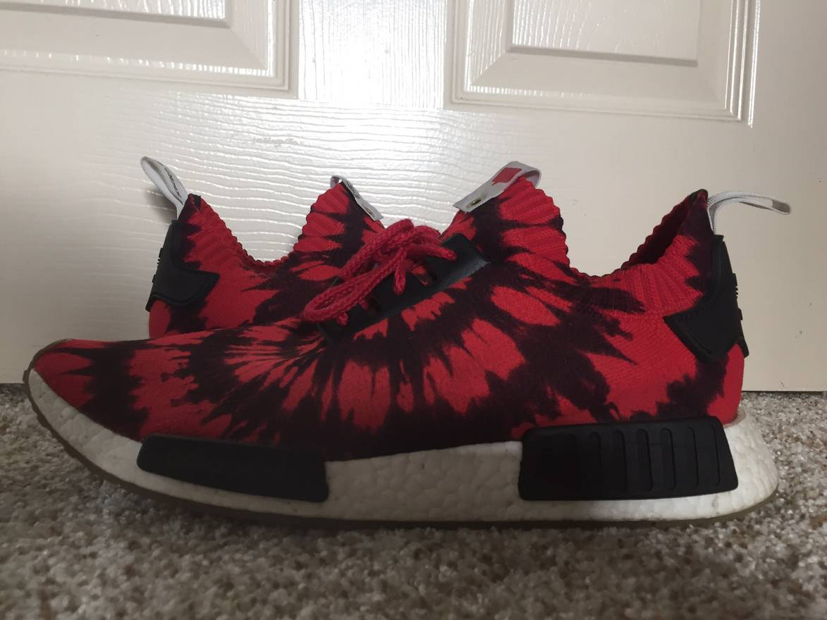 adidas nice kicks nmd size 12 low top sneakers for sale grailed