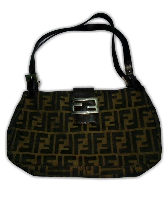d69439ca297a ... official fendi vintage fendi handbag monogram italy made size one size  57227 0abe5