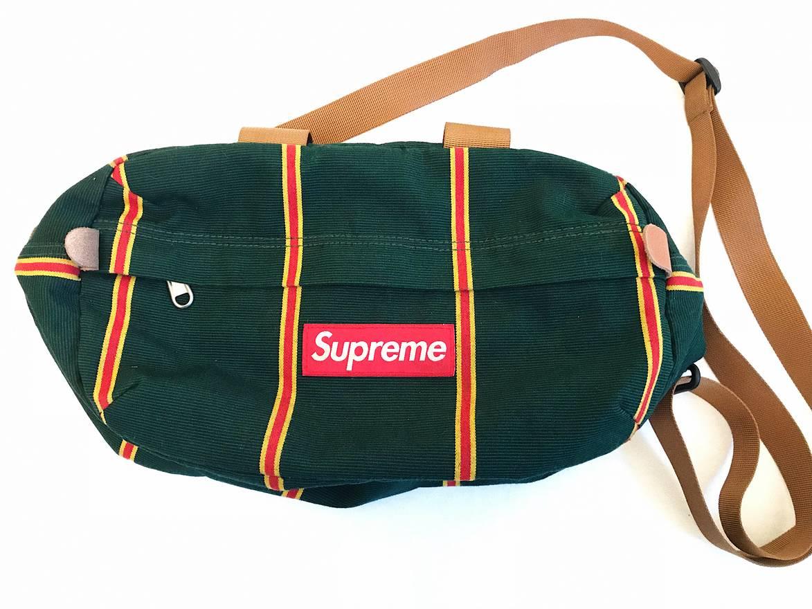 """Supreme SUPREME SUNBRELLA """"GUCCI"""" SHOULDER BAG SPRING SUMMER 2009 Size ONE SIZE"""