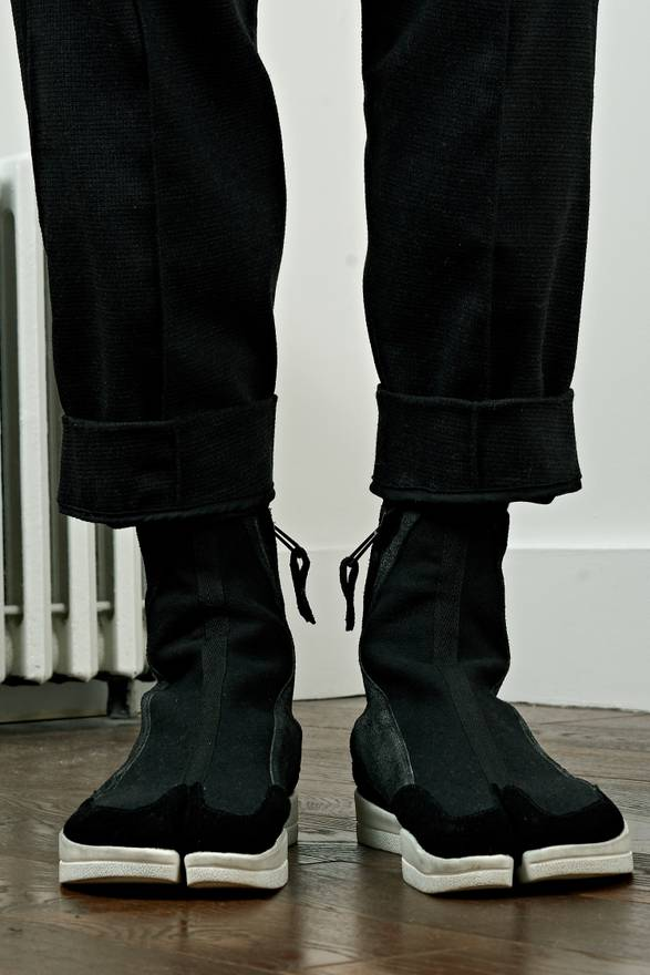 Fear of God Black Apollo Tabi Boots