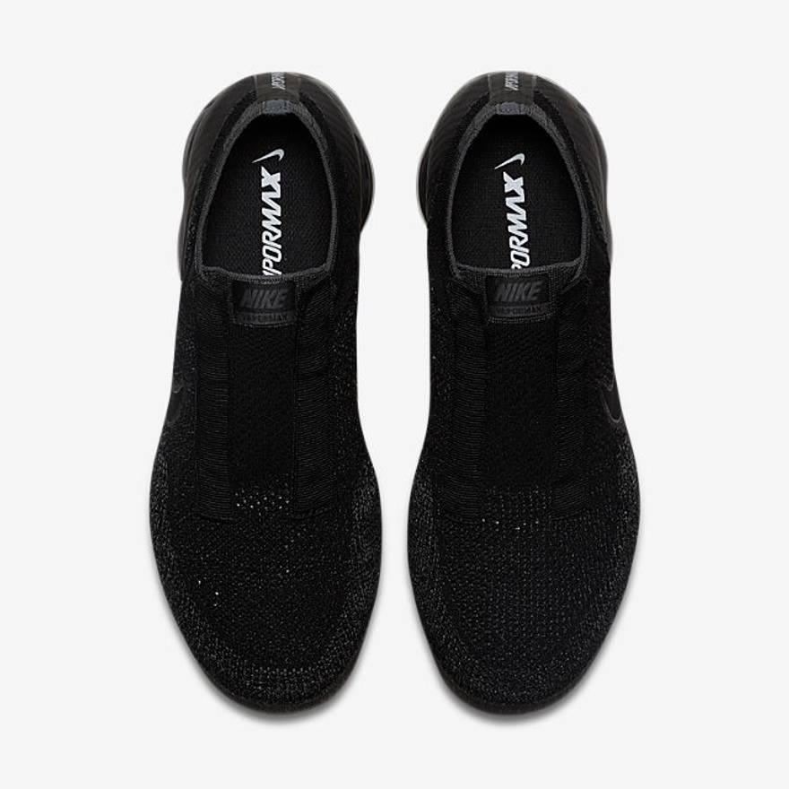 3a49902e047b0 Nike Nike Air Vapormax SE Laceless Triple Black Size 12 Mens Size ...