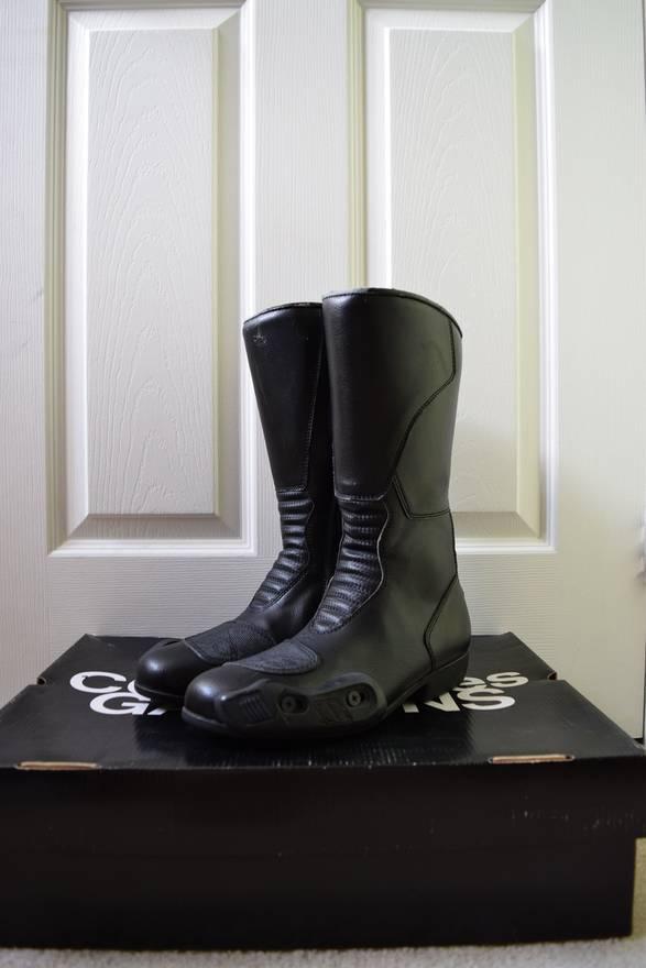 Comme des Gar?ons Biker boots
