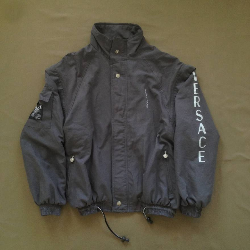 Versace Jeans Couture Vintage Bomber Jacket Size l - Bombers for ...