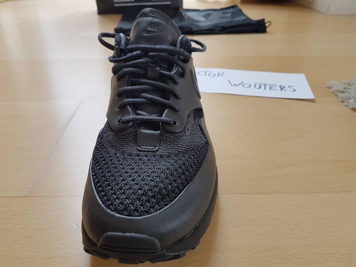 NikeLab Arthur Huang Air Max 1 Flyknit Royal 923005 001 3