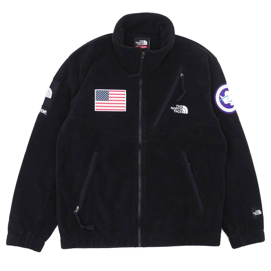 5c251ef3b0b1 ... where to buy supreme supreme x the north face tnf trans antarctica  expedition fleece jacket size
