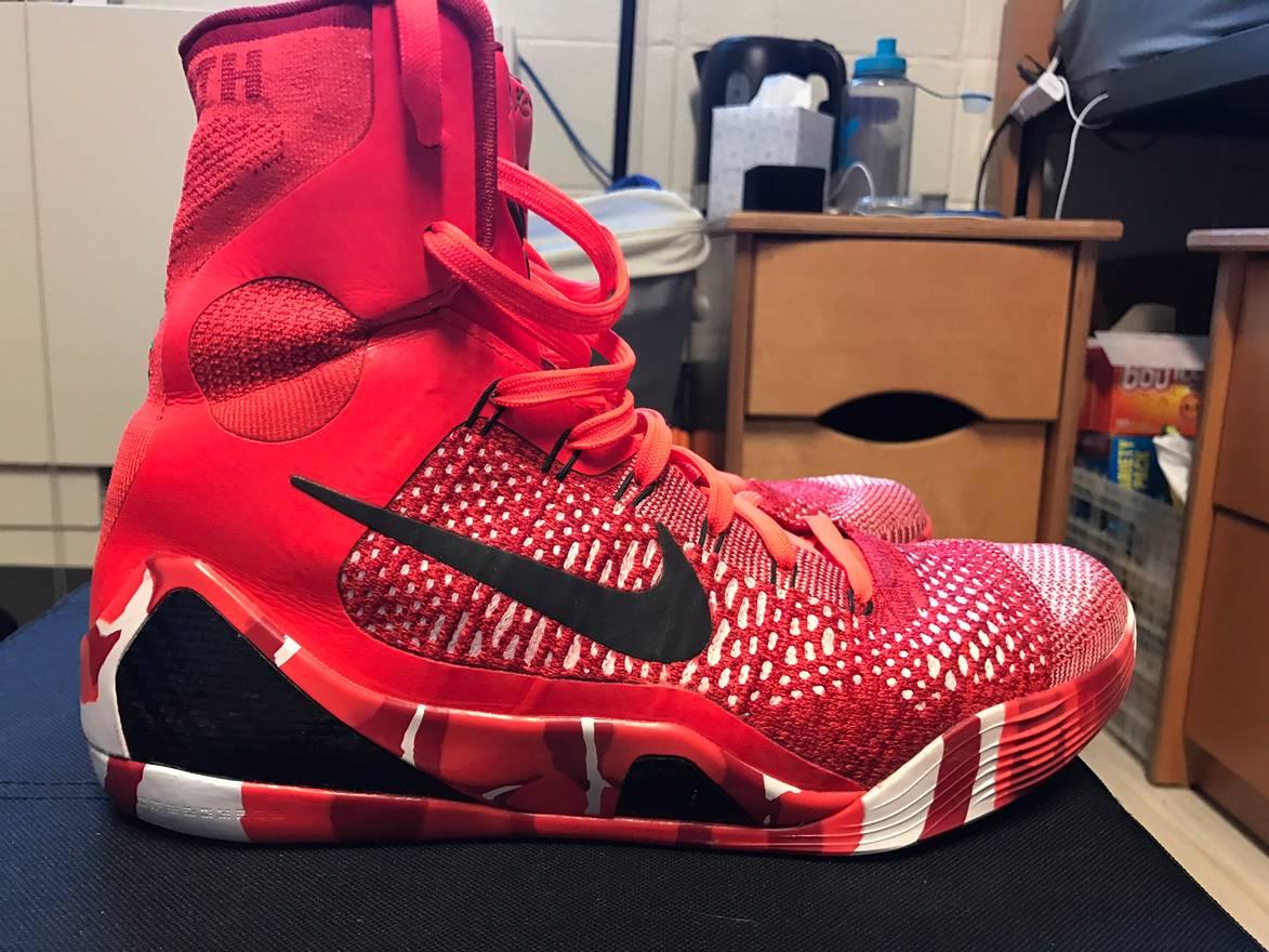 Nike Nike Kobe 9 Elite Christmas Size 10.5 - Hi-Top Sneakers for ...