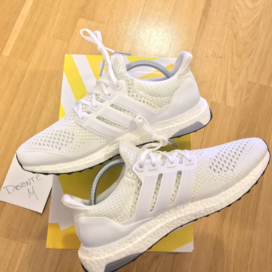 s Adidas ULTRA BOOST 3.0 Still Breeze SALMON shoes