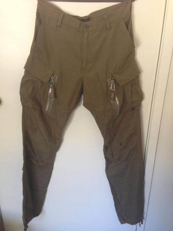 Undercover Cargo Pants Size 33 - Casual Pants for Sale - Grailed