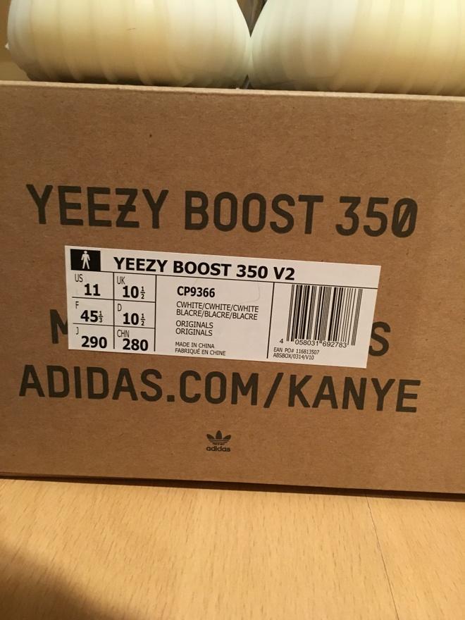 huge discount 45562 c4b99 Running shoe Kanye west Yeezy 350 Boost V 2 BB 1829 for sale ...