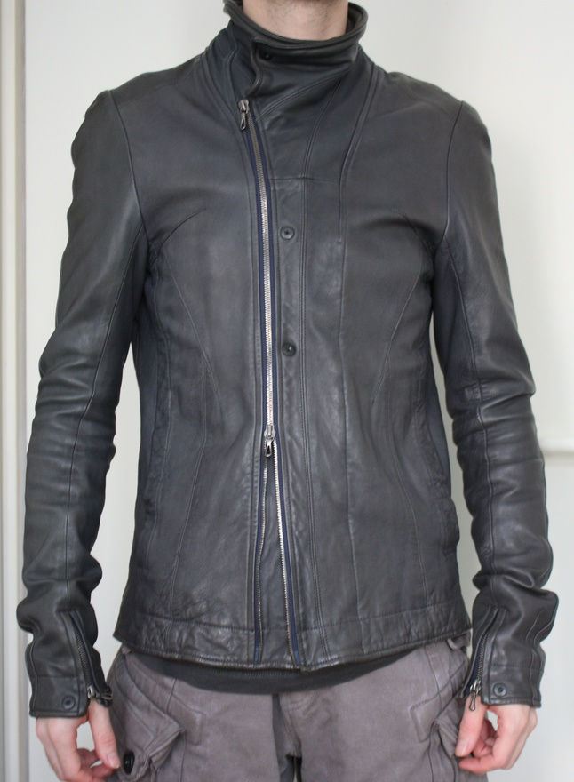 Julius Julius_7 SS12 Leather Jacket Size s - Leather Jackets for ...