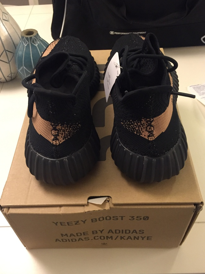 939a5bfd963ee Adidas Yeezy Boost 350 V 2  Copper  Stadium Goods