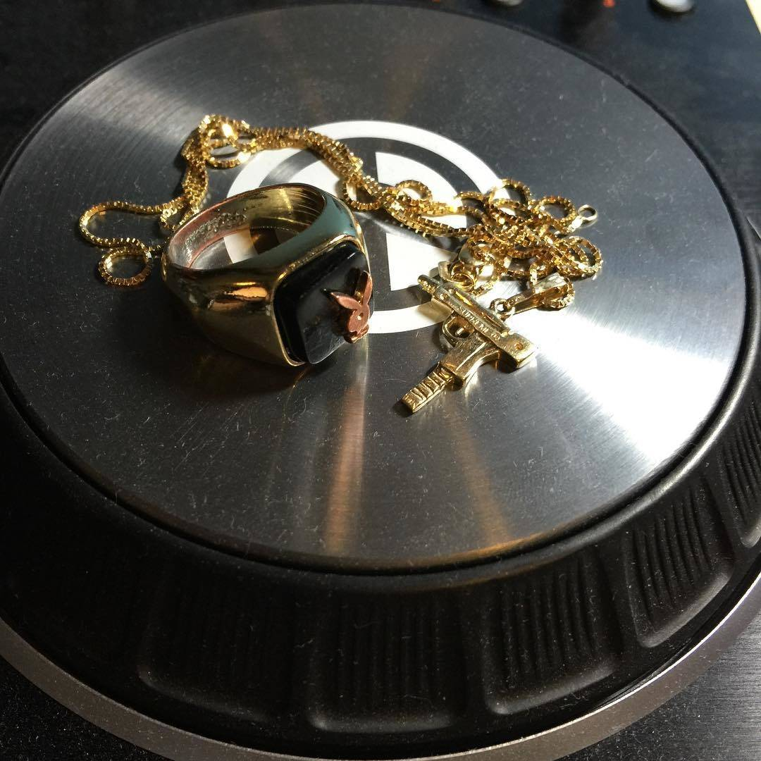 Well-liked Supreme Supreme Playboy Ring Size 5.5 Size one size - Jewelry  YP39