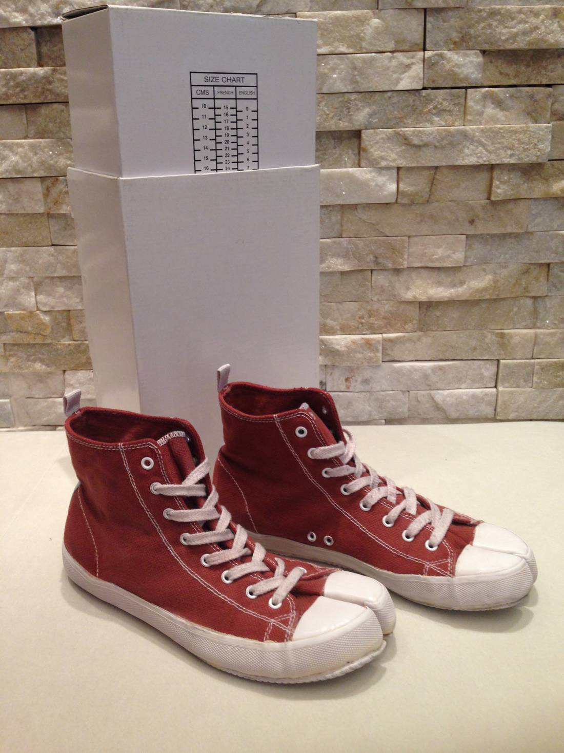 Maison Margiela Tabi hi-top sneakers best seller for sale free shipping outlet outlet under $60 zWCMf5F