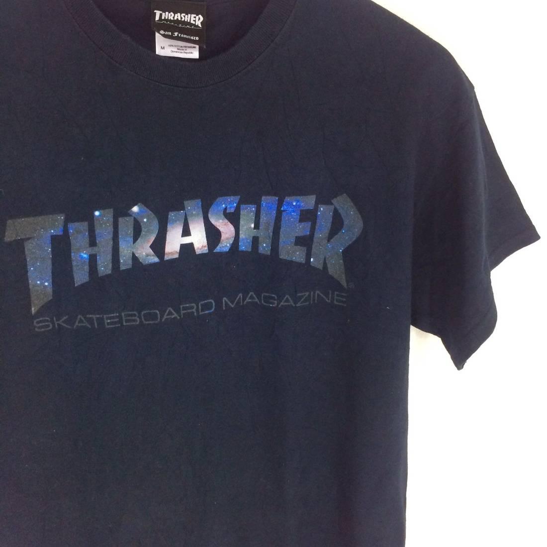 Rare Design Thrasher T-shirt yklr6X