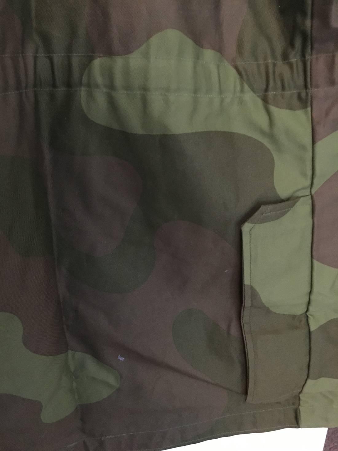 f96520378e6a3 Norwegian for Sale Size l Camo Military M75 Jacket Bombers Field FwFq1Bd