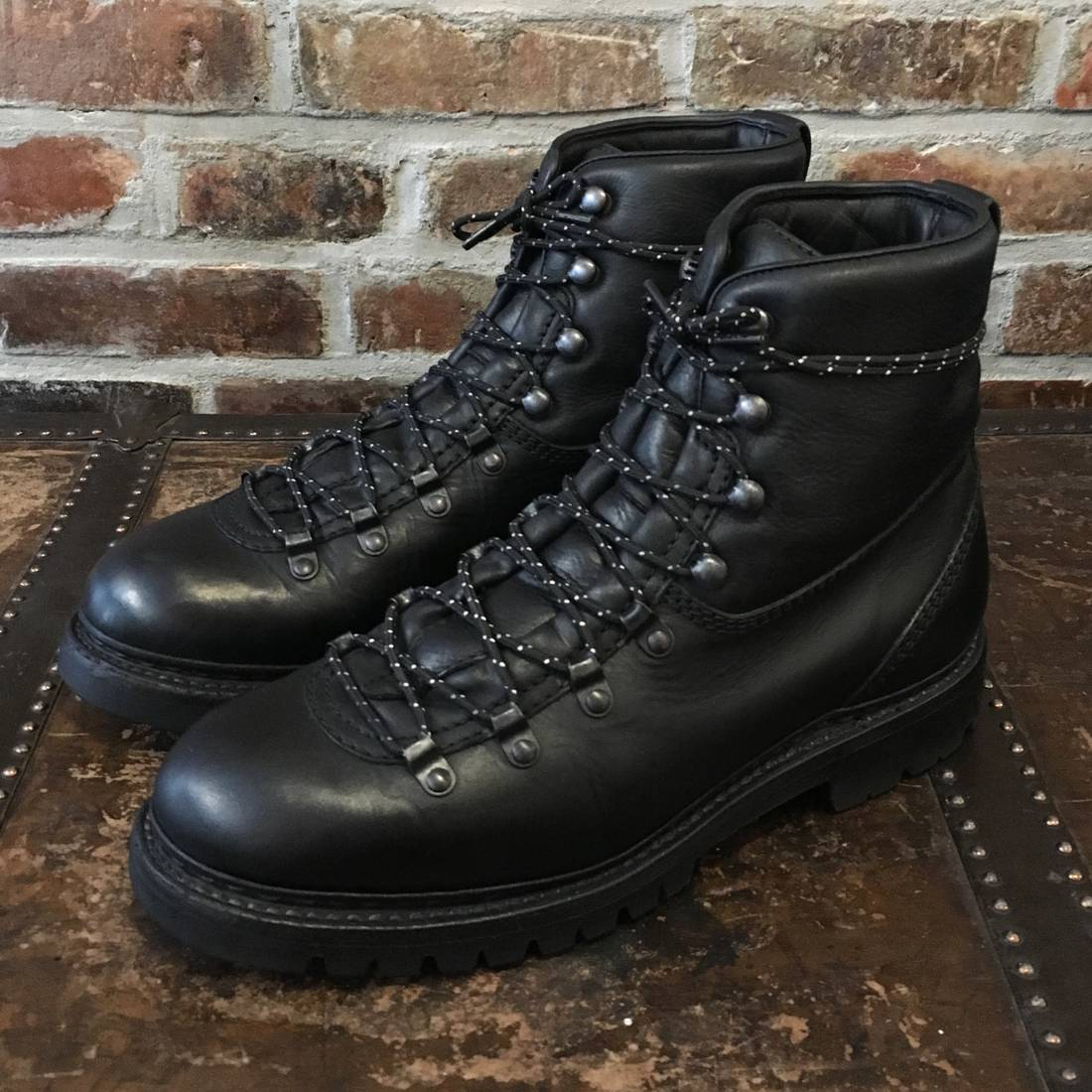 Rag & Bone Vintage Leather Hiker Boot TNSl55vio