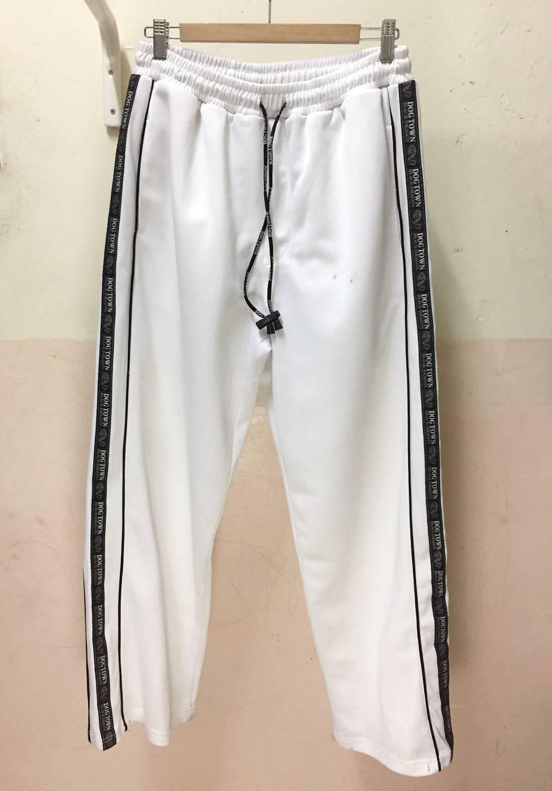 DOGTOWN Black Dragon sweatpants / tracksuit bottoms / trackpants / Free Size / Skateboards OyXav