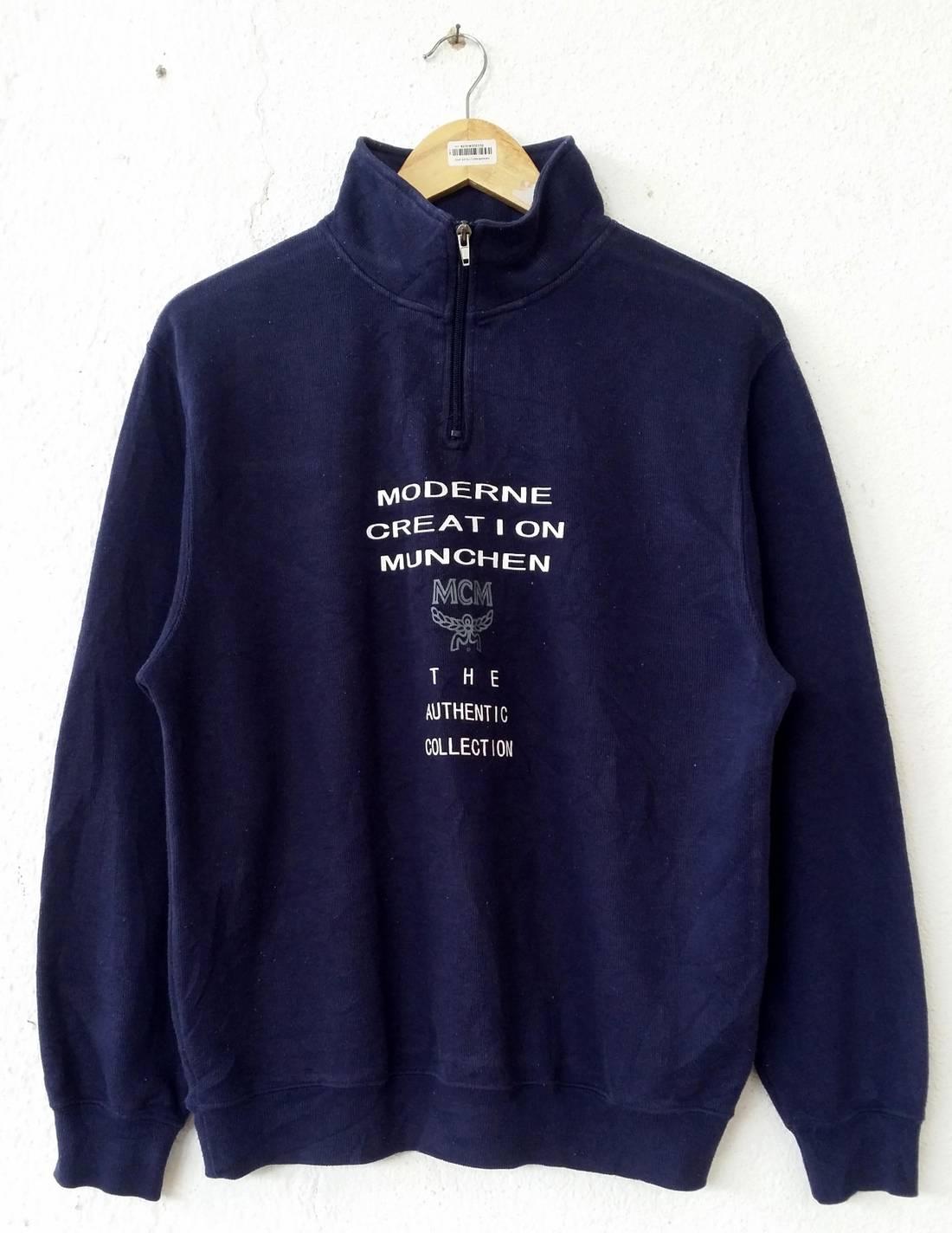 Faszinierend Moderne Pullover Referenz Von Mcm Mcm Modern Creation Munchen Vintage Spell