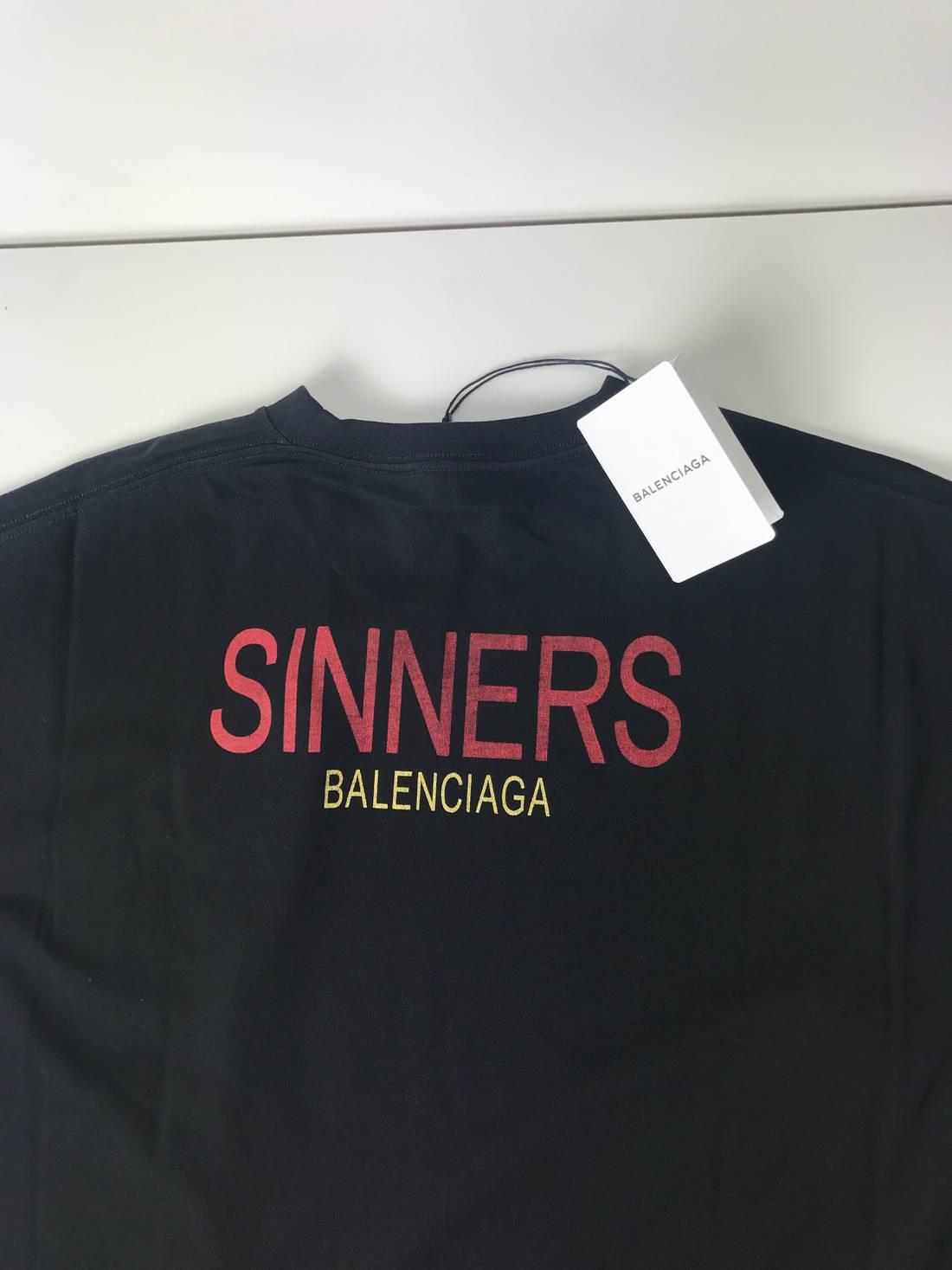 218a537f52ae5 Balenciaga T Shirt Mens Replica | RLDM