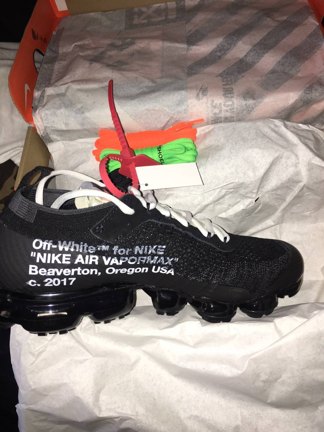 Nike VaporMax Pure Platinum and OG Review 92444ce91