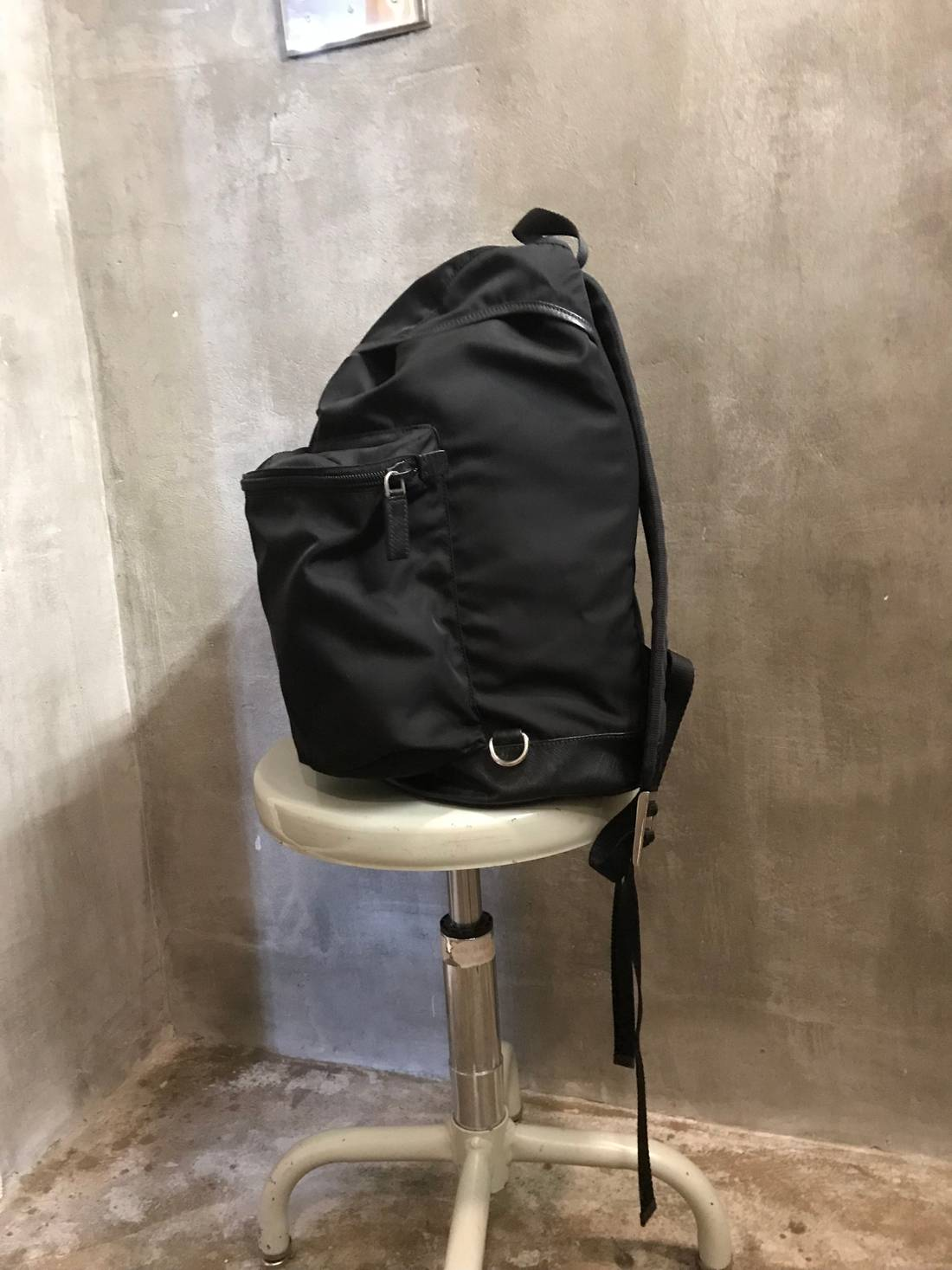 ebb2ba697138b0 Prada Nylon Backpack Large- Fenix Toulouse Handball