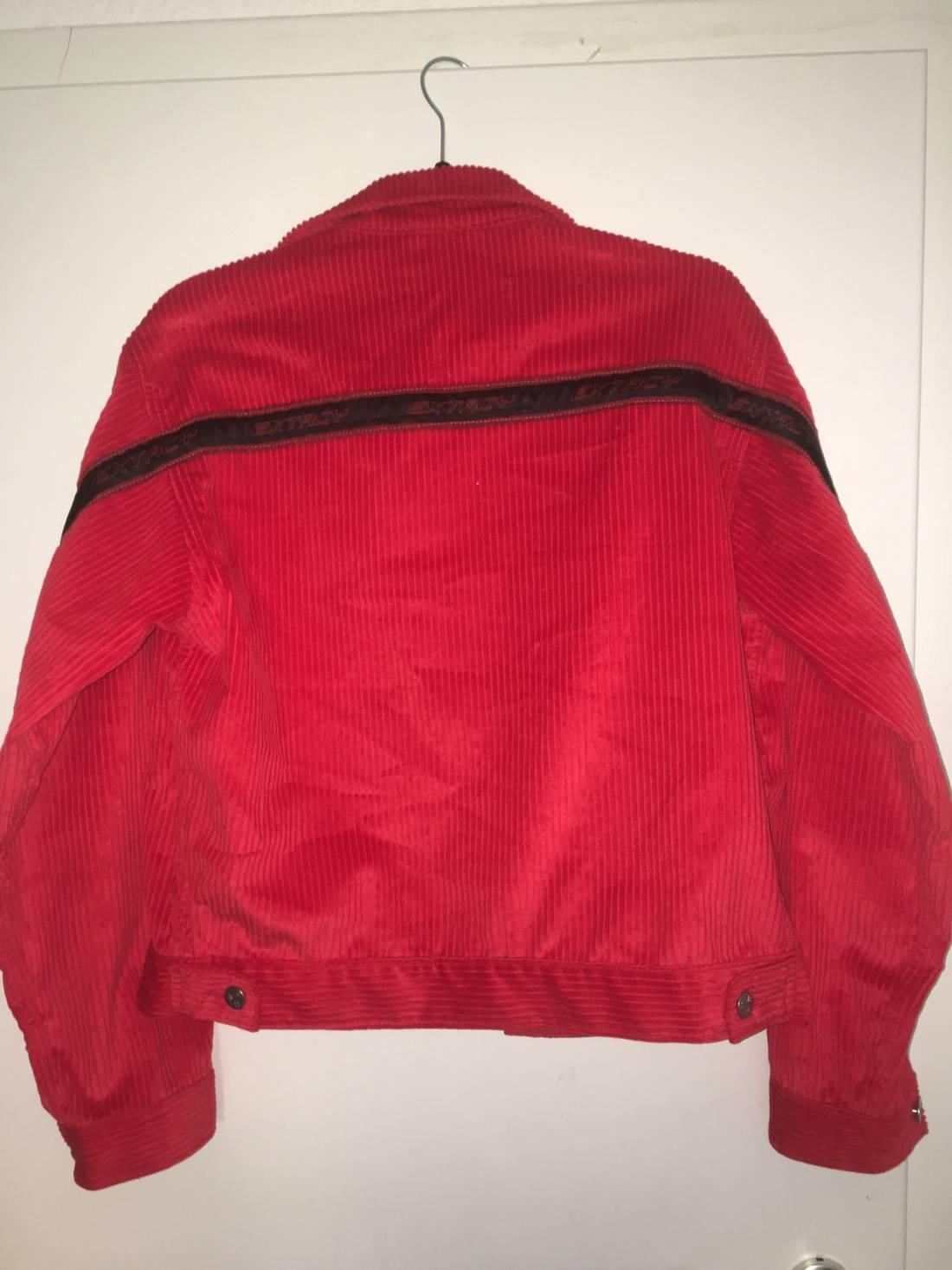 Misbhv last price drop brand new red extacy cordoroy trucker jacket misbhv last price drop brand new red extacy cordoroy trucker jacket size us m eu voltagebd Gallery