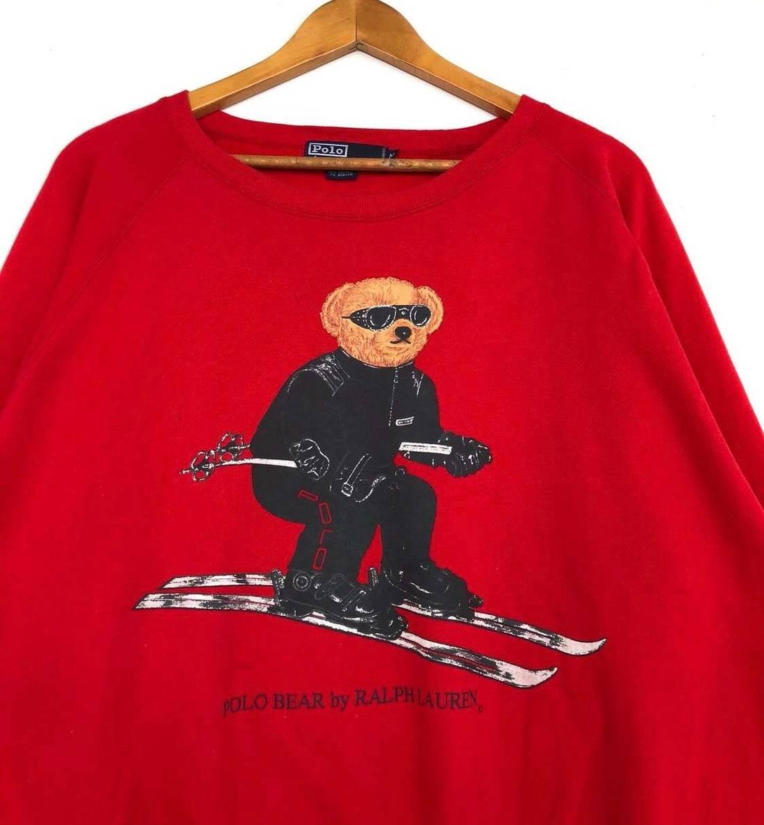 69b830259ed10 Polo Ralph Lauren Ski Bear Sweater