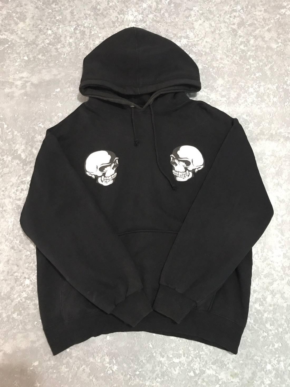 Excellent Number (N)ine number nine skull hoodie kaws neighborhood  MY23