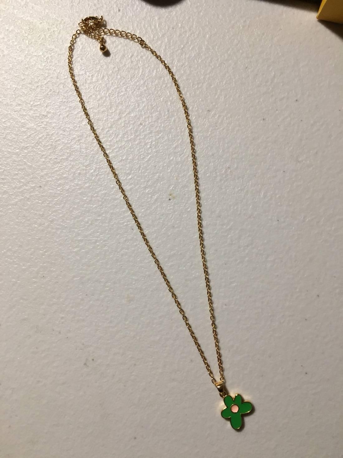 Golf wang golf le fleur flower necklace size one size jewelry golf wang golf le fleur flower necklace size one size 1 aloadofball Images