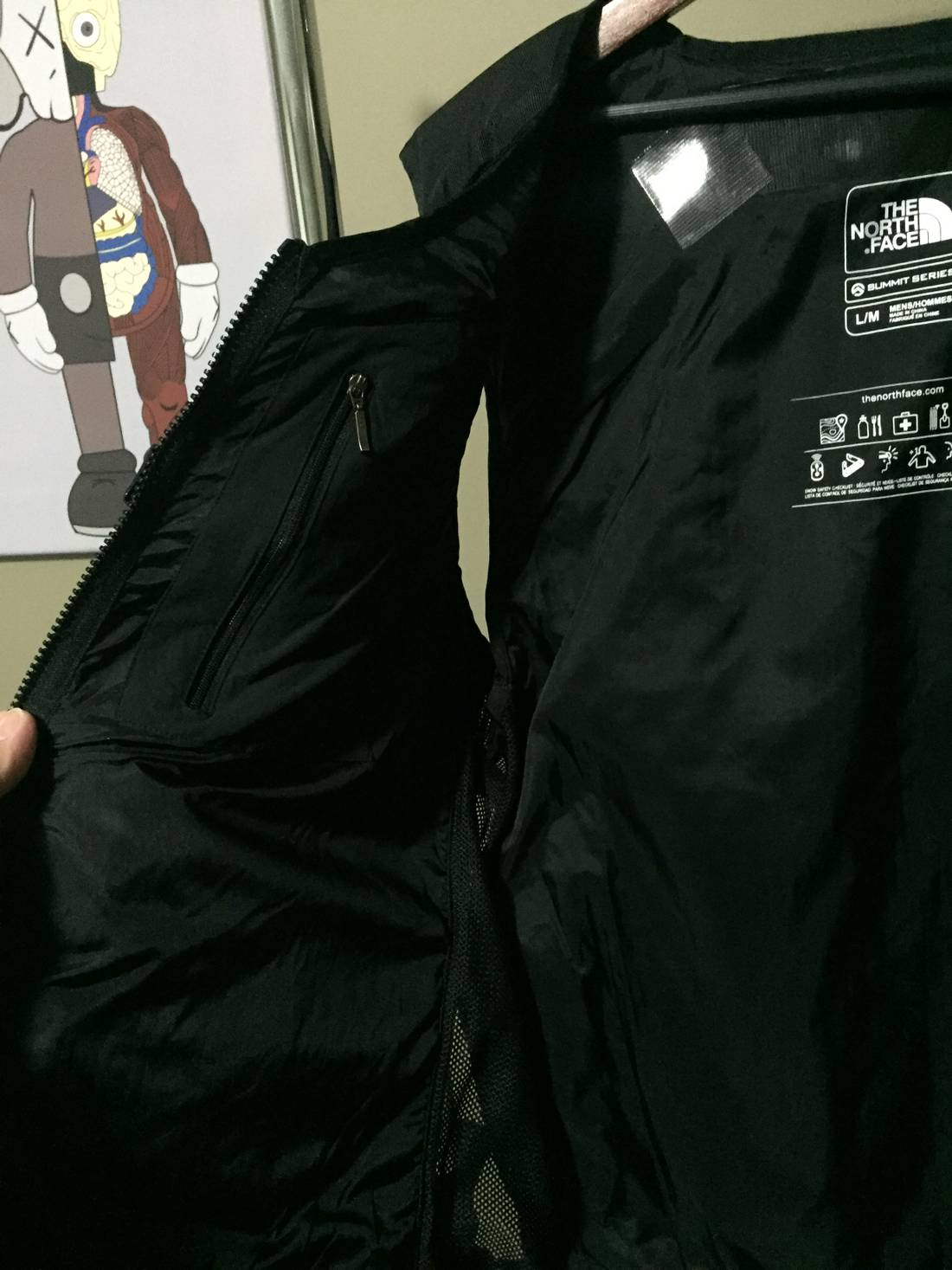 9aca542fe422 ... store the north face the north face powder guide techwear utility vest  in m l size us