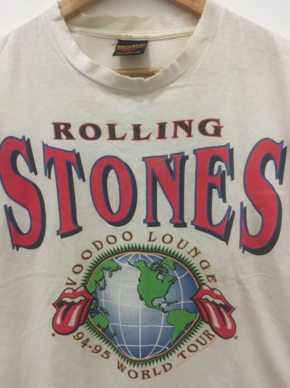cf6109d6a Rolling Stones Australia Tour T Shirts – EDGE Engineering and ...
