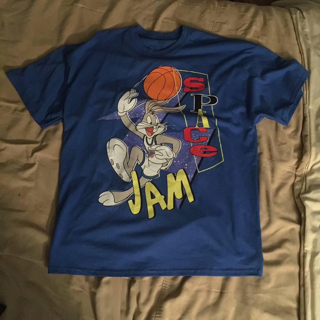 b482a4d5db8291 Space Jam Tune Squad T Shirt