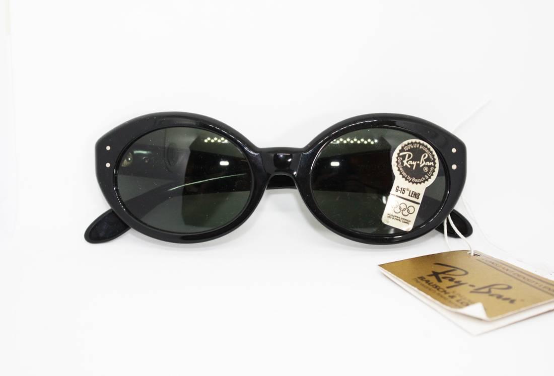 43d6a4e9396 ... purchase rayban vintage sunglasses bl ray ban w0956 cat eye ii olympic  albertville gray lenses g15
