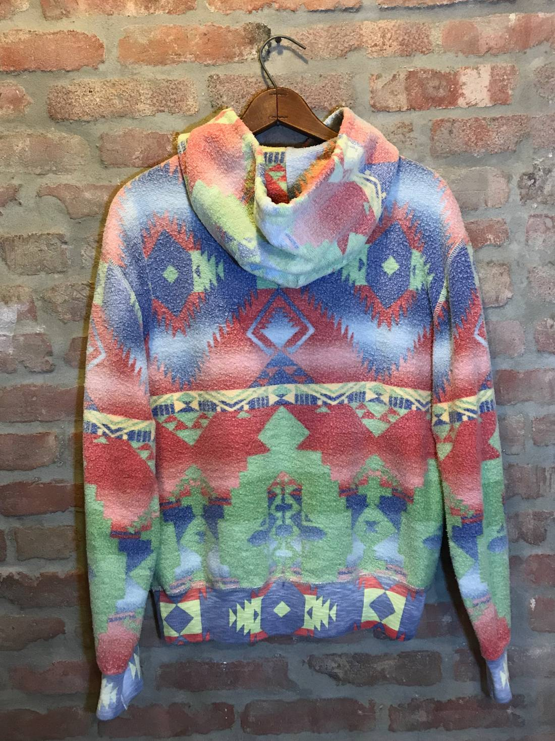 2c71e0a24d ... xl eu 56 4 4 0393c 92405  coupon code for polo ralph lauren polo ralph  lauren beacon navajo print hoodie medium size us
