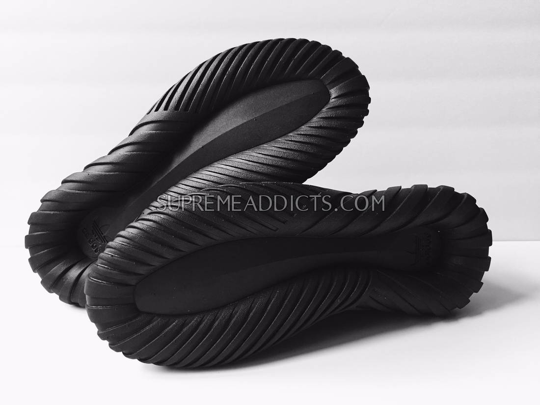 uk availability 1cccc 478da ... coupon for adidas adidas tubular doom pk triple black s74794 size us  7.5 eu 40 41