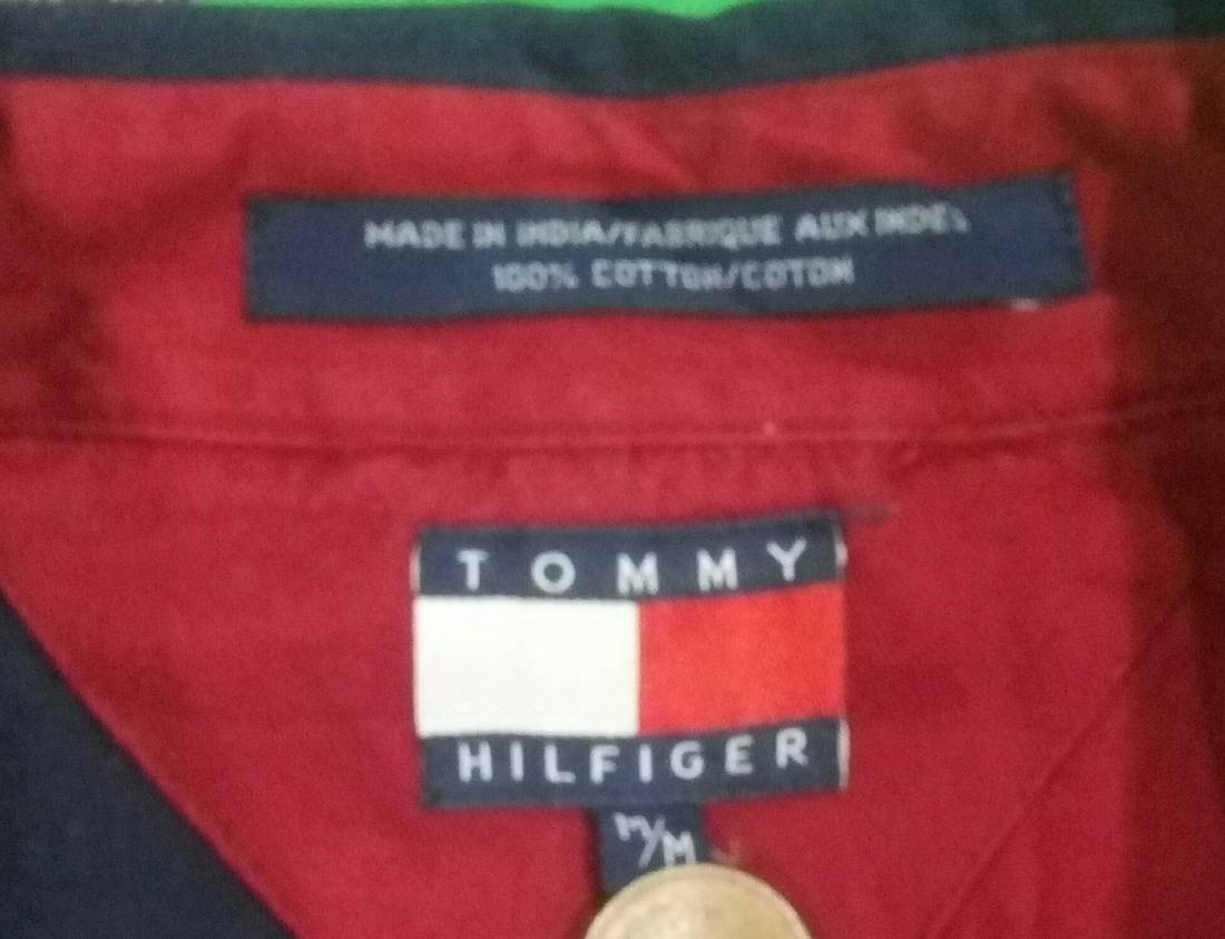 67a362a5960ad8 Tommy Hilfiger Casual Shirts India - BCD Tofu House
