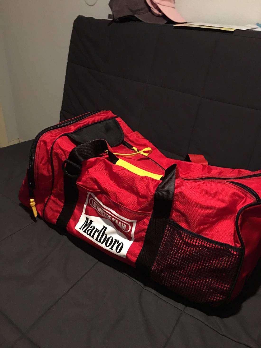 Marlboro Adventure Team Duffle Bag Size One