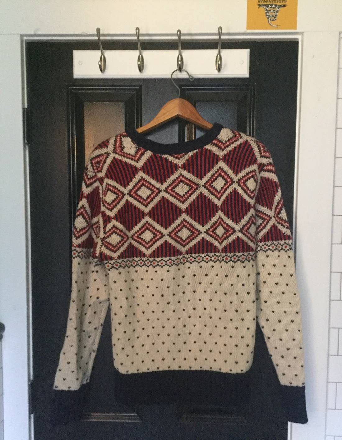 Gant Rugger Fair Isle Sweater Size l - Sweaters & Knitwear for ...